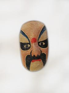 Bamboo Opera Mask
