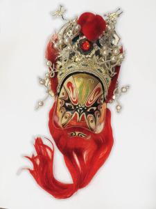 Shechuan Opera mask
