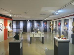 Exhibition installation, Asian Arts Museum, University of Malaya, Kuala Lumpur, Malaysia