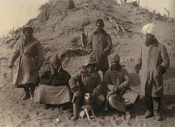 Stein expedition
